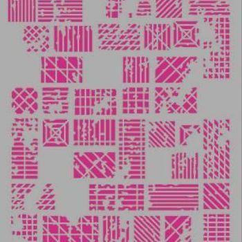 Pronty Mask stencil - Lines & squares