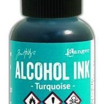 Ranger Alcohol Ink - Turquoise