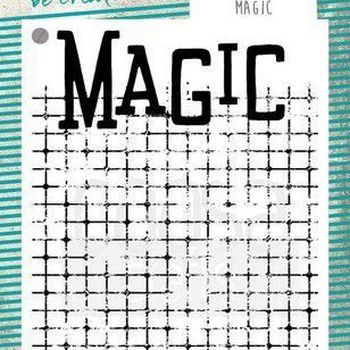 COOSA Crafts Clearstamp - Magic