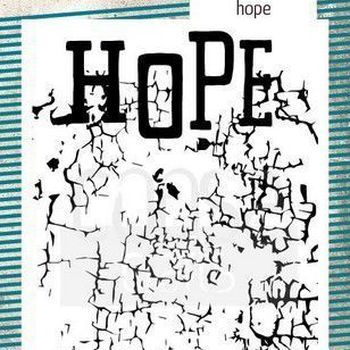 COOSA Crafts Clearstamp - Hope