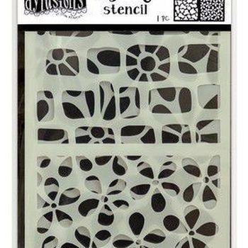 Dylusions - Mask stencil - Dyalog - Set doodle it