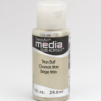 Mixed Media Acryl - Titan Buff (38)