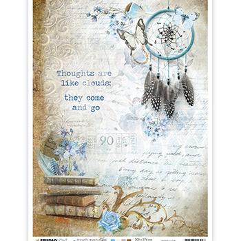 Studiolight Jenine's Mindful - Rice paper - 07