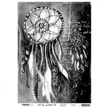 StudioLight Art by Marlene - Rice paper - 12