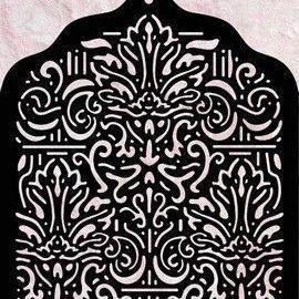 Studiolight Jenine's Mindful - Mask stencil - 05