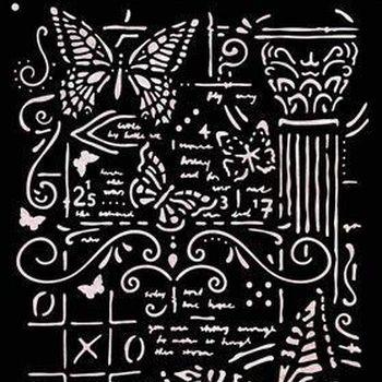 Studiolight Jenine's Mindful - Mask stencil - 06