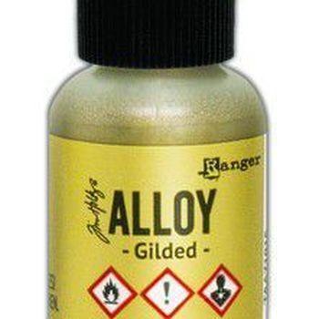 Ranger Alcohol Ink Alloys - Gilded
