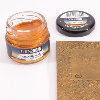 COOSA Crafts - Gilding wax - Twilight golden sunrise