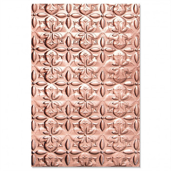 Sizzix - 3D Textured Impressions Embossing folder - Tile