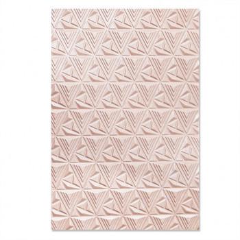 Sizzix - 3D Textured Impressions Embossing folder - Lattice