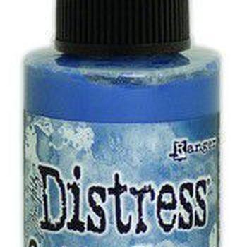 Ranger Distress Oxide spray - Faded jeans