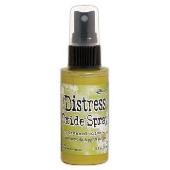 Ranger Distress Oxide spray - Crushed olive