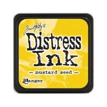 Distress ink pad mini - Mustard seed