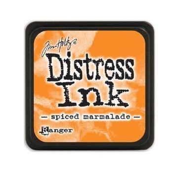 Distress ink pad mini - Spiced marmelade