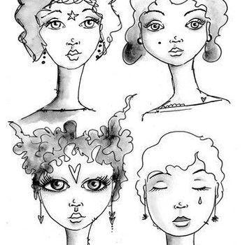 StudioLight Art by Marlene - Rice paper - 10