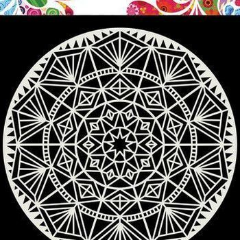 Mask Art - Mandala