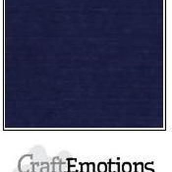 CraftEmotions - 1095 donkerblauw