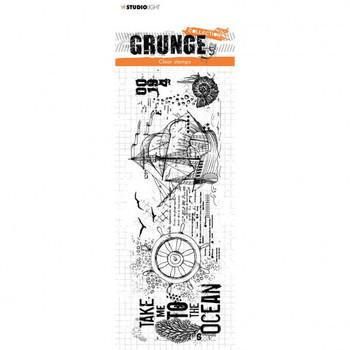 StudioLight Grunge - Clearstempel - nr.449