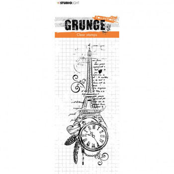 StudioLight Grunge - Clearstempel - nr.452