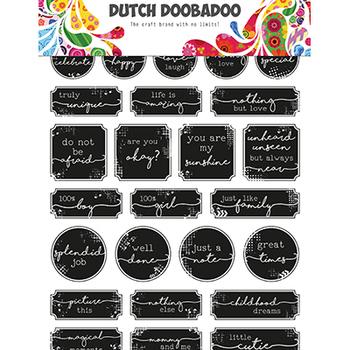 DDBD Sticker Art - Grunge tickets
