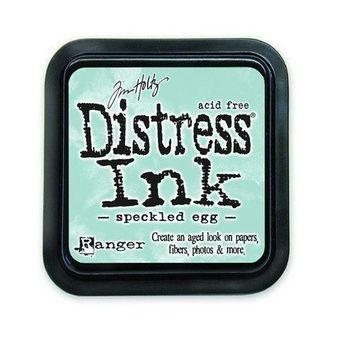 Distress ink pad - Speckled egg