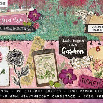 Studiolight Just Lou - Botanical - stansblok 02