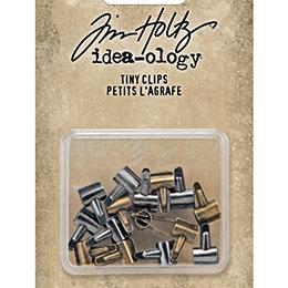 Tim Holtz Ideaology - Tiny clips