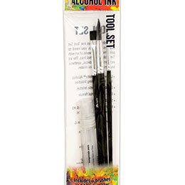 Ranger Alcohol ink - Tool set (brushes & mister)