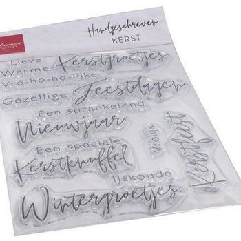 MD -Handgeschreven - Kerst (NL)