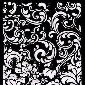 Studiolight Jenine's Mindful - Mask stencil - 08