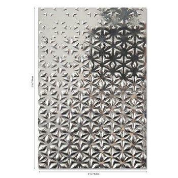 Sizzix - 3D Textured Impressions Embossing folder - Star fall