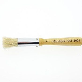 Cadence - Sjabloneerkwast nr 2 - 14mm