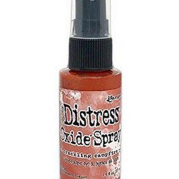 Ranger Distress Oxide spray - Crackling campfire