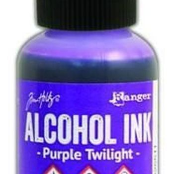 Ranger Alcohol ink - Purple twilight