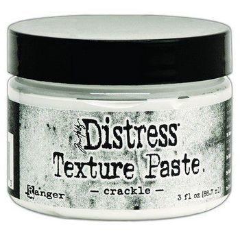 Ranger Distress - Texture paste crackle