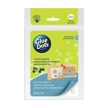 Glue Dots - Ultra-thin 10mm sheet