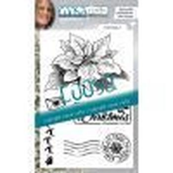*COOSA Crafts Clearstamp - Xmas hugs 3