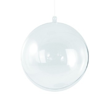 Plastic bal 6cm