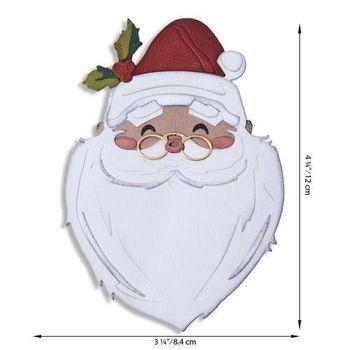 Sizzix - Thinlits Die set - Santa's wish