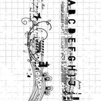 StudioLight Grunge - Clearstempel - nr.455