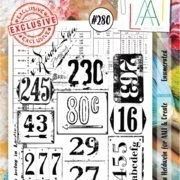A&C - Stamp A6 - #280
