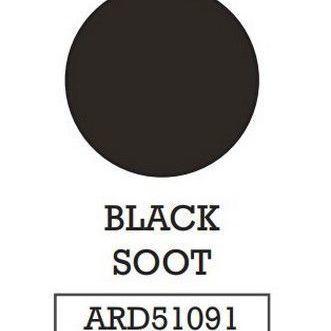Archival Distress Re-inker - Black soot