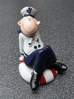 polyresin figuur Piet