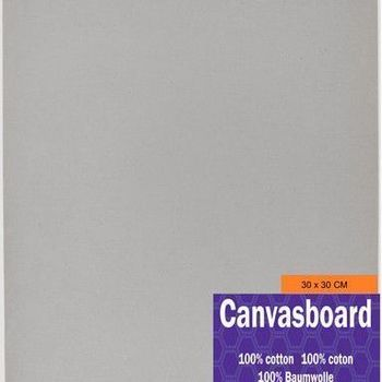 Canvasboard 30x30cm