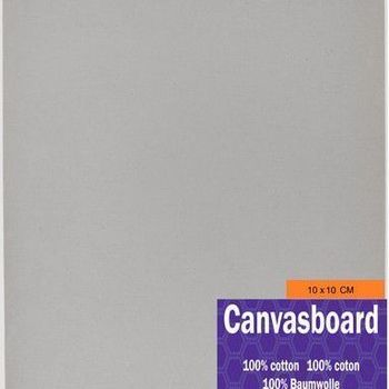 Canvasboard 10x10cm