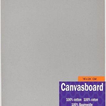 Canvasboard 18x24cm