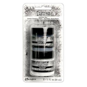 Ranger - Distress Holiday Texture paste set
