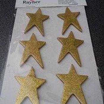 strooihout sterren