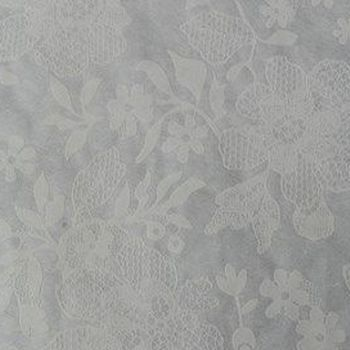 decoupage papier puff wit