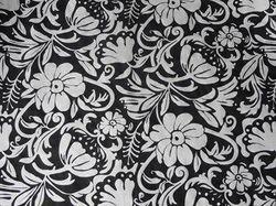 decoupage papier zwart/wit